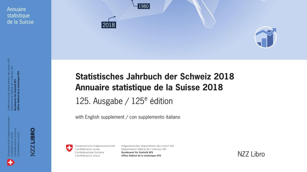 125 ans de l'Annuaire statistique – 125 ans au service du public